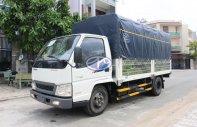 Bán Xe tải 2500kg Thùng Bạt 4.2M đời 2018, màu bạc , vay ngân hàng giá 404 triệu tại Tp.HCM