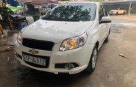 Cần bán Chevrolet Aveo LTZ 1.5 AT năm sản xuất 2014, màu trắng, giá tốt giá 310 triệu tại Tp.HCM