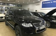 Bán ô tô Volkswagen Touareg 2.5 R5 TDI đời 2008, màu đen, nhập khẩu   giá 789 triệu tại Hà Nội