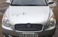 Cần bán Hyundai Verna sản xuất 2008, màu bạc, xe nhập giá 199 triệu tại Đồng Nai