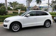 Bán Audi Q5 đời 2012, màu trắng, nhập từ Đức chính chủ giá 850 triệu tại Tp.HCM