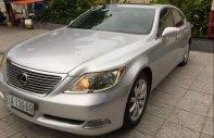 Chính chủ bán Lexus LS 460L năm sản xuất 2007, màu bạc, nhập khẩu Nhật Bản giá 955 triệu tại Tp.HCM