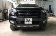 Bán Ford Ranger Wildtrak 3.2L 4x4 AT đời 2015, màu đen, xe nhập ít sử dụng  giá 728 triệu tại Thái Nguyên