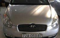 Cần bán xe Hyundai Verna đời 2008, màu bạc, nhập khẩu giá 22 triệu tại BR-Vũng Tàu
