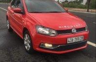 Cần bán xe Volkswagen Polo 1.6 năm 2015, màu đỏ, nhập khẩu nguyên chiếc giá cạnh tranh giá 580 triệu tại Đà Nẵng
