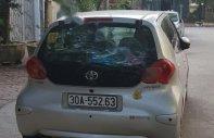 Bán ô tô Toyota Aygo 2007, màu bạc, xe nhập giá 270 triệu tại Hà Nội