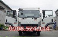 Xe tải isuzu FRR 6 tấn thùng thùng kín dài 6m7 , động cơ euro4 giá 800 triệu tại An Giang