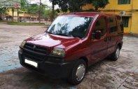 Bán Fiat Doblo 1.6 năm 2004, màu đỏ giá cạnh tranh giá 130 triệu tại Hà Nội