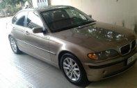 Cần bán BMW 3 Series 318i sản xuất 2004, màu nâu, nhập khẩu nguyên chiếc, giá cạnh tranh giá 280 triệu tại Tp.HCM