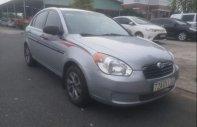 Bán xe Hyundai Verna sản xuất năm 2008, màu bạc, nhập khẩu nguyên chiếc  giá 255 triệu tại BR-Vũng Tàu