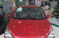 Cần bán Mitsubishi Mirage 1.2 CVT sản xuất 2018, màu đỏ, xe nhập giá 451 triệu tại TT - Huế