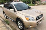 Bán Toyota RAV4 Limited 2.4 FWD năm sản xuất 2007, màu vàng, nhập khẩu, giá chỉ 550 triệu giá 550 triệu tại Thái Nguyên