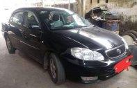 Bán Toyota Corolla năm sản xuất 2003, màu đen chính chủ giá cạnh tranh giá 168 triệu tại Nam Định