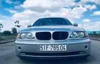 Bán xe BMW 3 Series 318i 2003, màu bạc, xe đẹp không một lỗi nhỏ giá 268 triệu tại Đồng Nai
