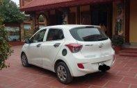 Cần bán Hyundai Grand i10 2014, màu trắng, nhập khẩu giá 240 triệu tại Nam Định