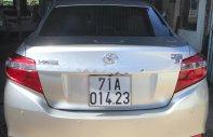 Bán ô tô Toyota Vios 1.5E năm sản xuất 2014, màu bạc giá 435 triệu tại Tiền Giang