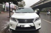 Bán Lexus RX350 màu trắng,nội thất kem,sản xuất và đký 2015,biển Hà Nội ,lăn bánh 1,7 vạn km,như mới .LH : 0906223838 giá 2 tỷ 780 tr tại Hà Nội