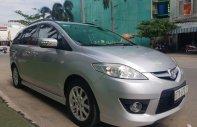 Bán Mazda 5 (2.0) sản xuất 2009, màu ghi-bạc, xe nhập khẩu, gia đình sử dụng mới 98% giá 385 triệu tại Tp.HCM