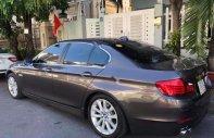 Cần bán gấp BMW 5 Series 528i đời 2012, màu đen, xe nhập giá 1 tỷ 250 tr tại Tp.HCM