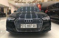 Audi A4 2.0 TFSI năm 2017 màu đen giá 1 tỷ 450 tr tại Tp.HCM