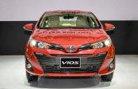 Cần bán Toyota Vios G 2019, màu đỏ giá 606 triệu tại Tiền Giang