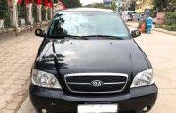Chính chủ bán xe Kia Carnival 2.4 AT năm sản xuất 2009, màu đen giá 290 triệu tại Hà Nội