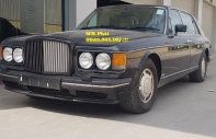 Hàng siêu hiếm - Phiên bản giới hạn Bentley Turbo R 1989, màu đen, nhập khẩu nguyên chiếc giá 7 tỷ 555 tr tại Tp.HCM