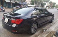Cần bán xe cũ BMW 7 Series 730li đời 2012, màu đen, nhập khẩu giá 1 tỷ 400 tr tại Tp.HCM