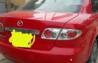 Cần bán xe Mazda 6 đời 2004, màu đỏ giá 265 triệu tại Thanh Hóa