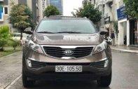 Bán Kia Sportage 2.0 AT năm 2012, màu nâu, xe nhập, giá tốt giá 612 triệu tại Hà Nội