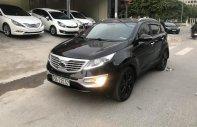 Cần bán lại xe Kia Sportage sản xuất năm 2011, màu đen, nhập khẩu chính chủ, giá tốt giá 595 triệu tại Hà Nội