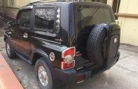 Bán xe Ssangyong Korando TX5 đời 2009, màu đen, nhập khẩu  giá 186 triệu tại Hà Nội