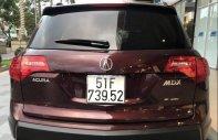 Bán ô tô Acura MDX Sport năm sản xuất 2008, màu đỏ, nhập khẩu giá 705 triệu tại Tp.HCM
