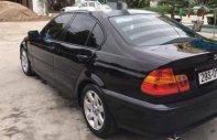 Bán BMW 3 Series 318i đời 2006, màu đen, nhập khẩu giá 220 triệu tại Nam Định