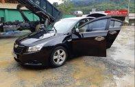 Cần bán xe Chevrolet Cruze năm 2010, màu đen giá 295 triệu tại Thanh Hóa