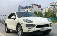 Bán xe Porsche Cayenne 2011, màu trắng, nhập khẩu nguyên chiếc giá 1 tỷ 779 tr tại Hà Nội