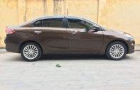 Bán ô tô Suzuki Ciaz sản xuất năm 2018, màu nâu, nhập khẩu Thái Lan số tự động, giá 499tr giá 499 triệu tại Tp.HCM