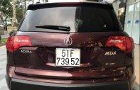 Cần bán Acura MDX đời 2008, màu đỏ, nhập khẩu giá cạnh tranh giá 755 triệu tại Tp.HCM