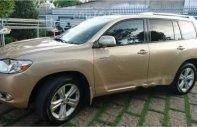 Bán Toyota Highlander 3.5 Limited full options nhập khẩu Mỹ, ít đi nên còn đẹp giá 1 tỷ 200 tr tại Bình Dương