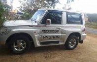 Bán xe Hyundai Galloper năm 2003, màu bạc, xe nhập, giá 147tr giá 147 triệu tại Gia Lai