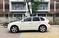 Cần bán lại xe Porsche Cayenne năm 2008, màu trắng, nhập khẩu nguyên chiếc xe gia đình giá 970 triệu tại Tp.HCM