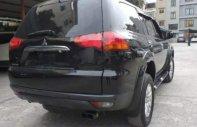 Cần bán lại xe Mitsubishi Pajero sản xuất năm 2012, màu đen giá 560 triệu tại Hà Nội