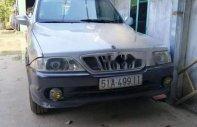 Bán Ssangyong Musso năm sản xuất 2005, màu bạc, nhập khẩu nguyên chiếc giá 150 triệu tại Tp.HCM