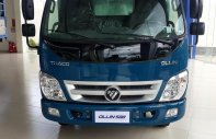 Bán xe tải 5 tấn, Thaco Ollin 500B - Tải trọng 5 tấn - hỗ trợ trả góp với lãi suất ưu đãi giá 346 triệu tại Tp.HCM