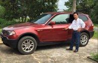 Tôi cần bán một chiếc xe BMW X3 tự động, máy 2.5i rất ít hao xăng, đường trường tầm 9L/100km giá 295 triệu tại Tp.HCM
