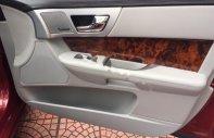 Bán Jaguar XF 2.0 AT đời 2013, màu đỏ, nhập khẩu nguyên chiếc  giá 1 tỷ 450 tr tại Hà Nội