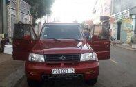 Bán Hyundai Galloper sản xuất 2003, màu đỏ, nhập khẩu giá 135 triệu tại Gia Lai