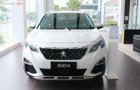 Bán Peugeot 5008 1.6 AT sản xuất năm 2019, màu trắng giá 1 tỷ 399 tr tại Tp.HCM