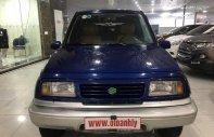 Cần bán xe Suzuki Vitara đời 2004, màu xanh lam, số sàn giá 165 triệu tại Phú Thọ