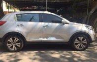 Bán Kia Sportage đời 2012, màu bạc, xe nhập   giá 579 triệu tại Tp.HCM